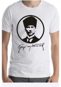 atatürk tişörtleri